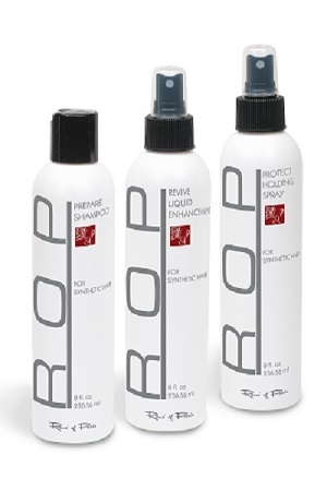 Wig Accessories : 3 Pack Combo Rene of Paris - Shampoo, Revive, Wig Spray