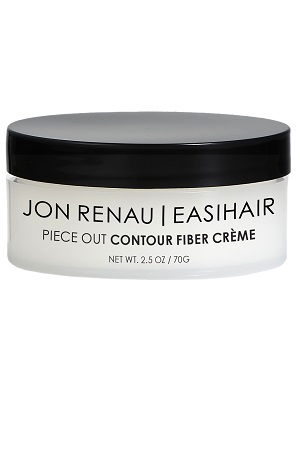 Wig Accessories: Jon Renau Piece Out Contour Fiber Creme (#JR-PO)
