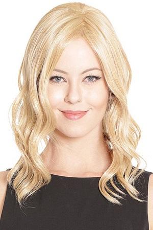 Belle Tress Wigs:  Lace Front Mono Top Wave 12
