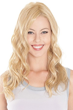 Belle Tress Wigs:  Lace Front Mono Top Wave 18
