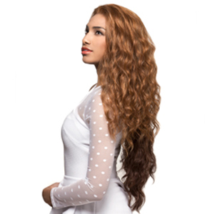 Alicia Carefree Wigs : Bally