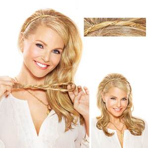 Christie Brinkley Additions: Corinthian Headband (CBCRHB)