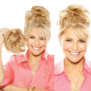 Christie Brinkley Additions: Natural Tone Hair Wrap (CBNTWR)