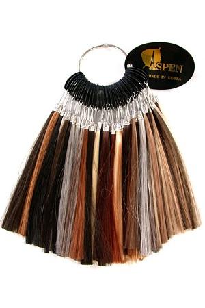 Wig Color Ring : Aspen Human Hair