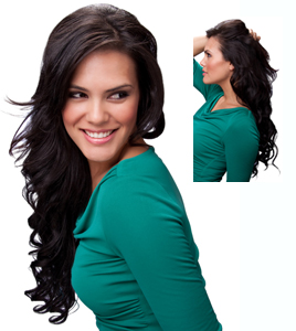 EasiXtend Clip-in Extensions : Elite 20 HH Set (#323)