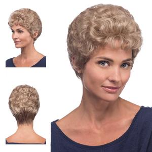 Estetica Wigs : Petite Lady