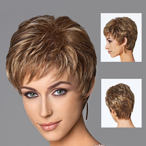 Gabor Wigs : Short and Sweet