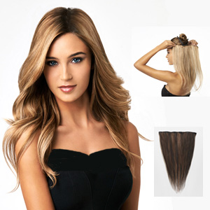 HairDo Extensions : 18 Inch HH Highlight Extension (#HX18HH)