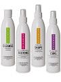 Hair U Wear 4 Pack Combo - Shampoo, Conditioner, Hair Spray, Enhancing Spray