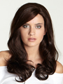 Human Hair Mono Long Remy by Aspen Wigs