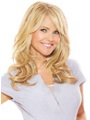 16 inch Clip-in Hair Headband by Christie Brinkley Wigs