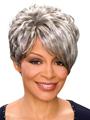 Deborah by Foxy Silver Wigs Wigs