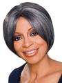 Justine by Foxy Silver Wigs Wigs