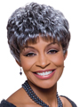 Sassy by Foxy Silver Wigs Wigs