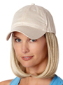 Classic Hat Beige by Henry Margu Wigs