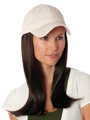 Long Hat Beige by Henry Margu Wigs