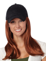 Long Hat Black by Henry Margu Wigs