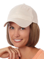 Shorty Hat Beige by Henry Margu Wigs