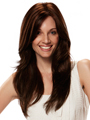 Jon Renau Wig Amanda is a long-length wig with a monofilament top for styling versatility.