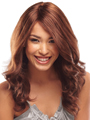 Jon Renau Wig Darla has long, straight spiky layers that offer a youthful look and styling versatility.