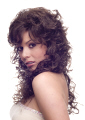 Jon Renau Wig Tango is a medium-curly style that is nicely layered, and reaches to mid-back.
