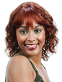 Human Hair Dena by Motown Tress Wigs