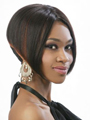 Human Hair Garnet by Motown Tress Wigs