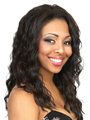 Peep Lace Front Ear to Ear by Motown Tress Wigs