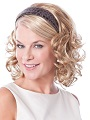 Toni Headband Fall Curls by Toni Brattin Wigs