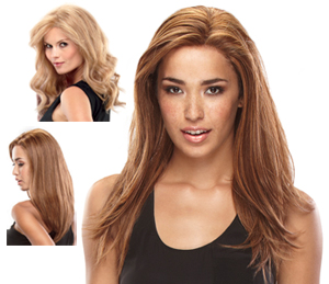 Jon Renau Wigs : Angie HH Exclusive Colors (#707A)