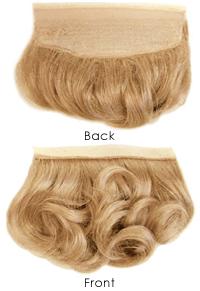 Jon Renau Wigs : Curly Bang (#612)
