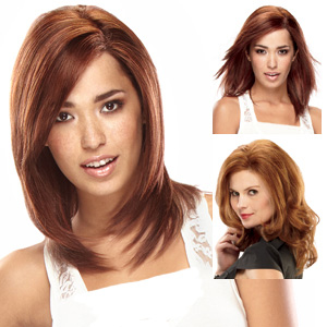 Jon Renau Wigs : Jennifer HH Exclusive Colors (#704A)