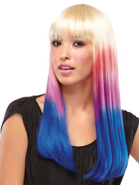 Party Girl Candy Stripe by Ingonito Wigs