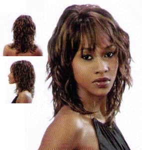 Motown Tress Wigs : Flirt