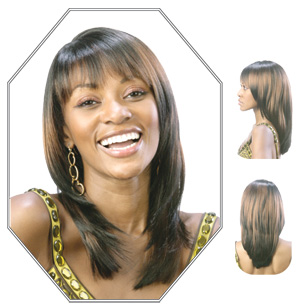 Motown Tress Wigs : Patchy 6