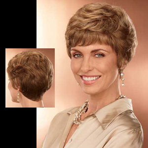 Salon Silhouettes/ Paula Young Wigs : Sheer Abby (#A2171)