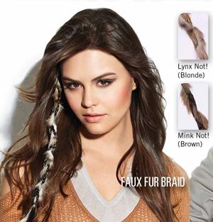 PutonPieces : Braid Faux Fur (#FFBRAI)