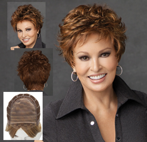 Raquel Welch Wigs : Autograph
