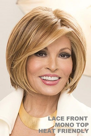 Raquel Welch Wigs : Straight Up With A Twist