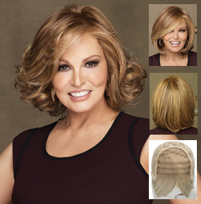 Raquel Welch Wigs : Upstage